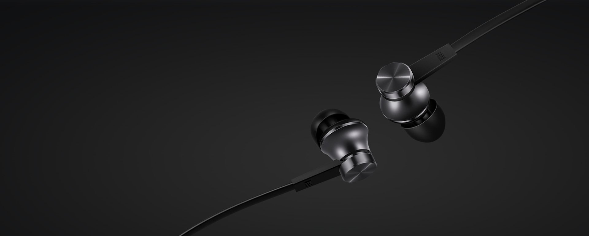 Xiaomi Mi In-Ear Headphones Basic sluchátka 3,5 mm jack piston - levna sluchatka