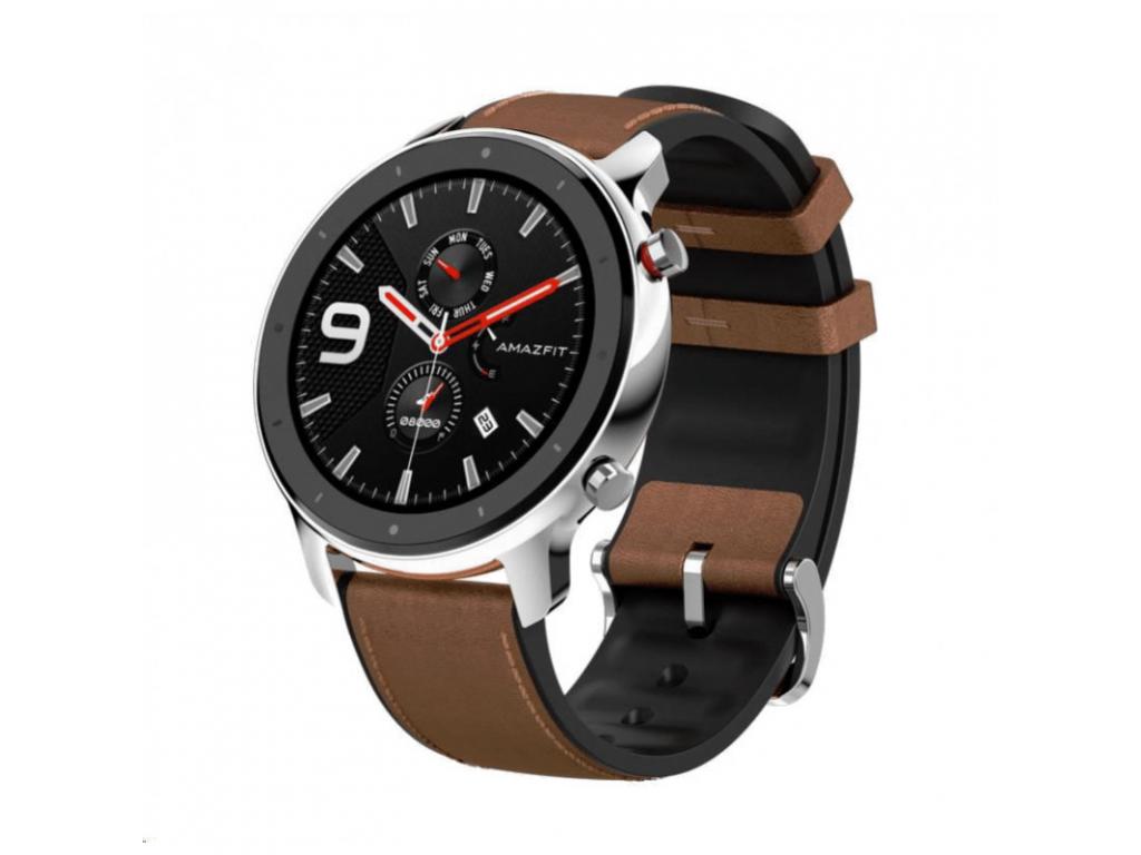 Xiaomi Huami Amazfit GTR 47 mm Stainless steel nerezova ocel chytré hodinky uvodka 2
