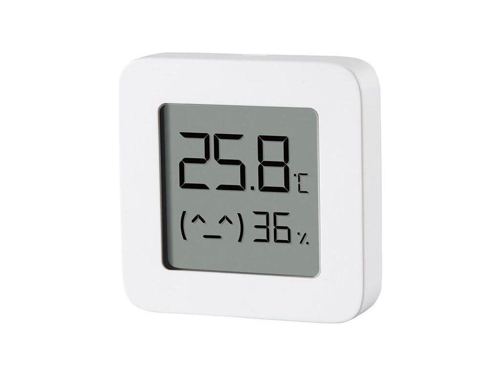 Xiaomi Mi Temperature and Humidity Monitor 2 teploměr a vlkoměr