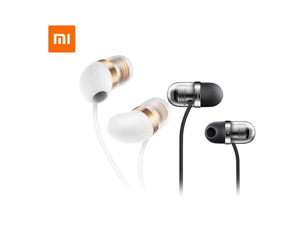 Xiaomi Piston Capsule Sluchátka skladem pecky do uší handsfree s mikrofonem istage xiaomimarket cena