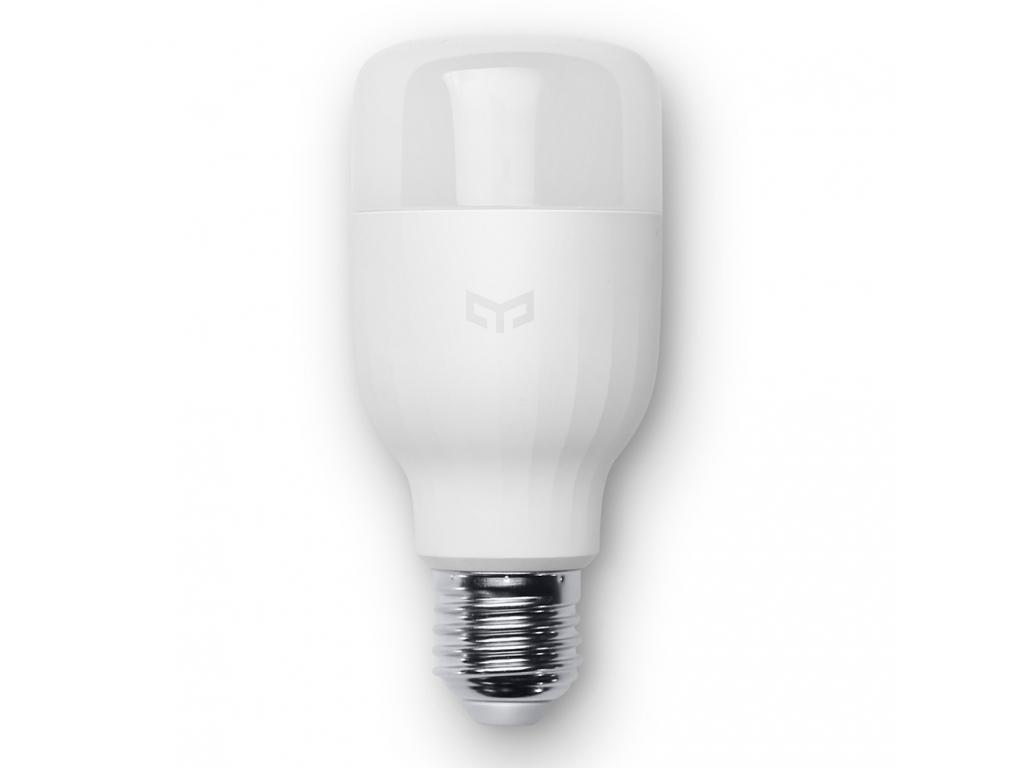 Xiaomi Yeelight LED - Chytrá žárovka světlo osvětlení bezdrává nastavení istage xiaomimarket