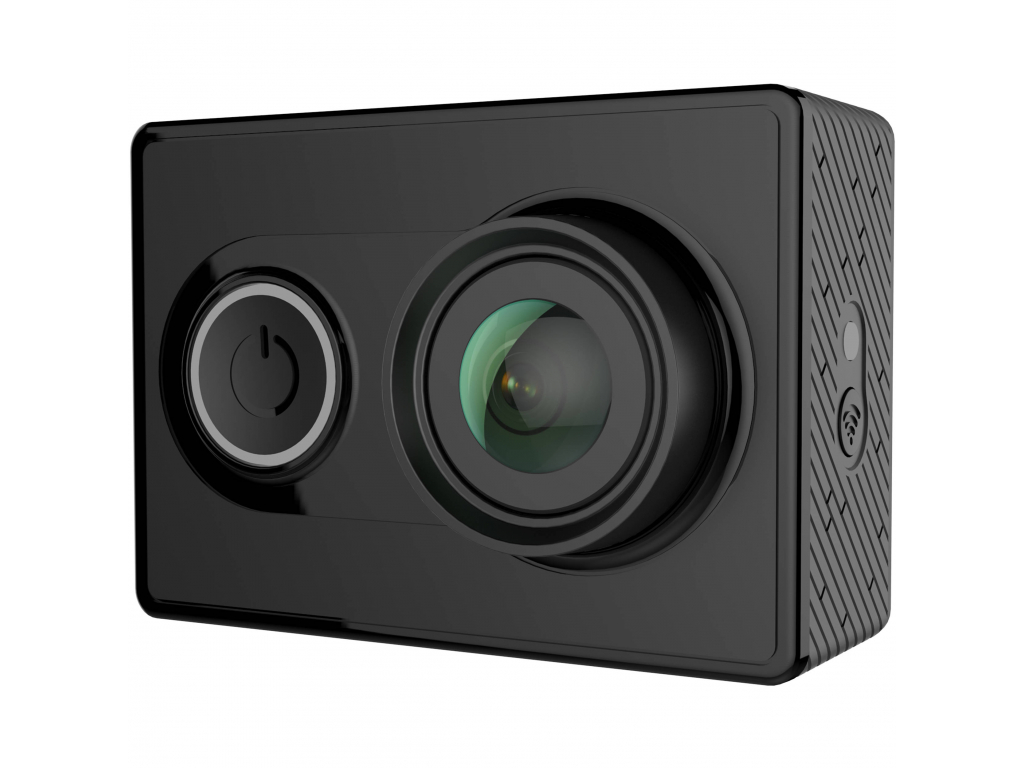 Xiaomi Yi Action Sport Camera - Akční kamera 1080p istage xiaomimarket odolná gopro černá
