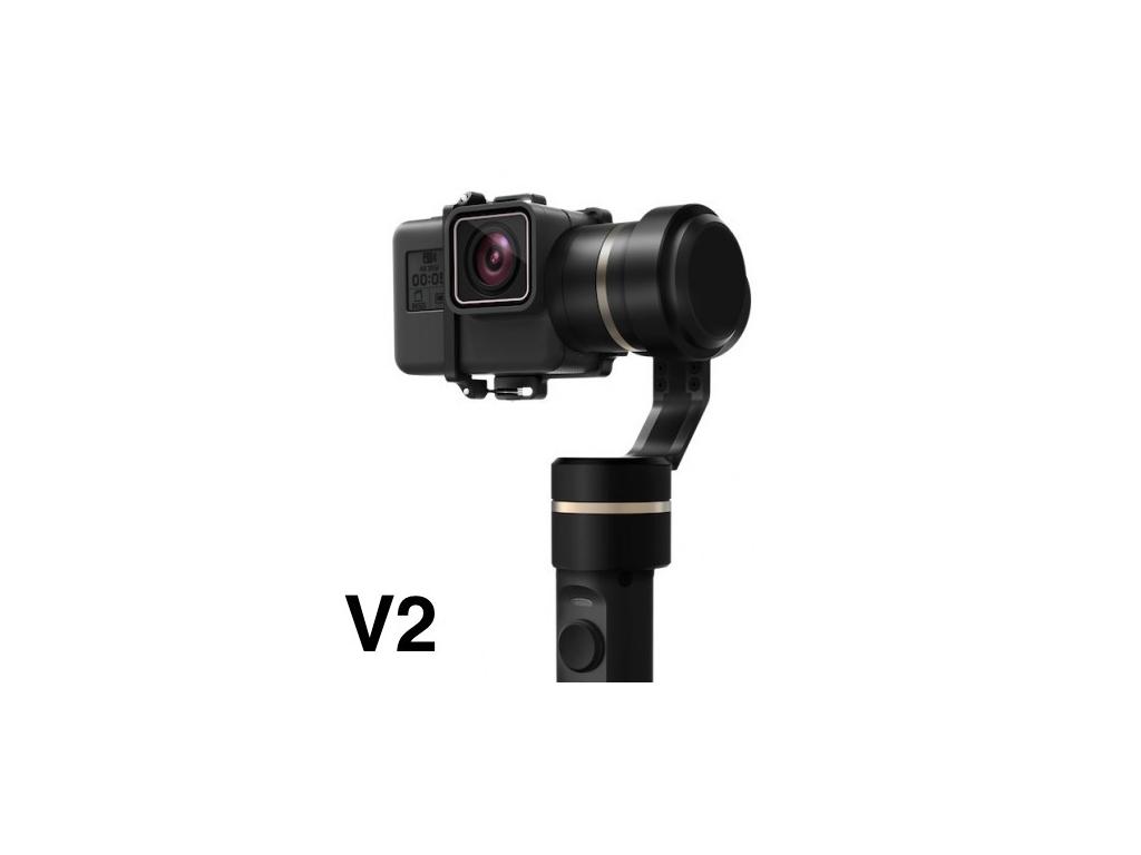 Feiyu Tech G5 V2 Gimbal, Fy 3 osý stabilizátor pro akční kamery