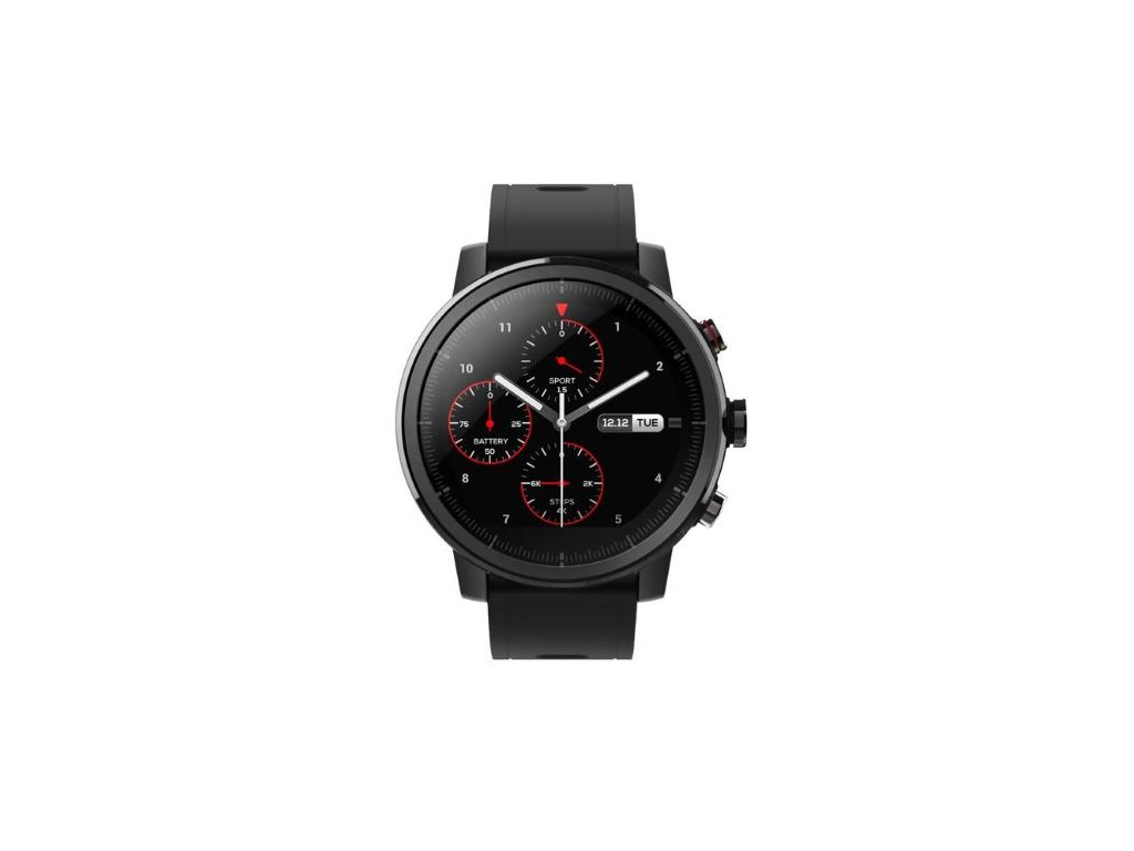 0a49b2d5a66 Xiaomi Amazfit 2 STRATOS - Chytré hodinky - XiaomiMarket.cz