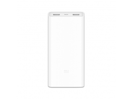 Xiaomi Mi PowerBank 2C 20000mAh Power banka externí baterie uvodka 1