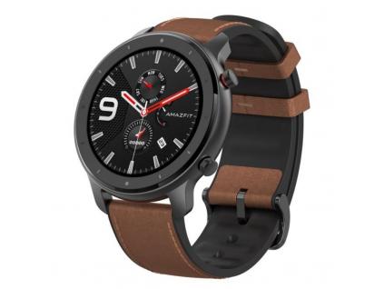 Xiaomi Huami Amazfit GTR 47 mm Aluminium Alloy hliníkové chytré hodinky uvodka 1