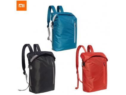 xiaomi 90 Sport Backpack barevná sportovní batoh červený modrý černý na  sport ergonomicky tvarovaný 5bf3a1d661