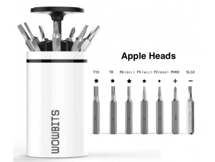 Apple Wowstick Common Use Electric Screwdriver Drill Bit Head For iPhone Repair Daily Special Type Power Tool 1