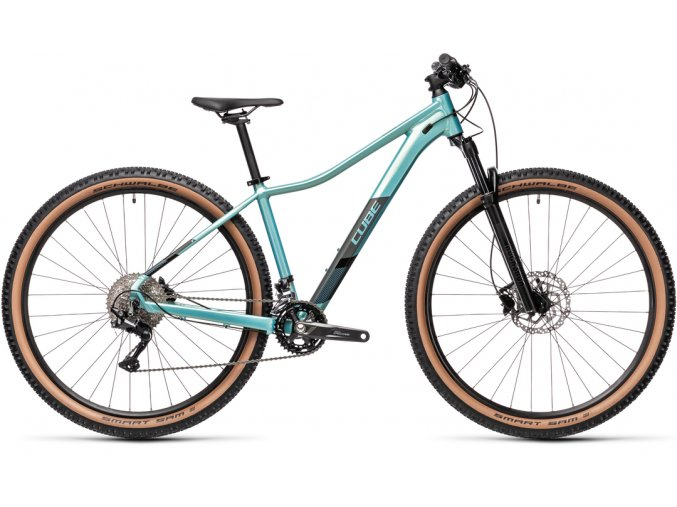 Horské kolo Cube Access WS Race grey´n´lime 2020 29