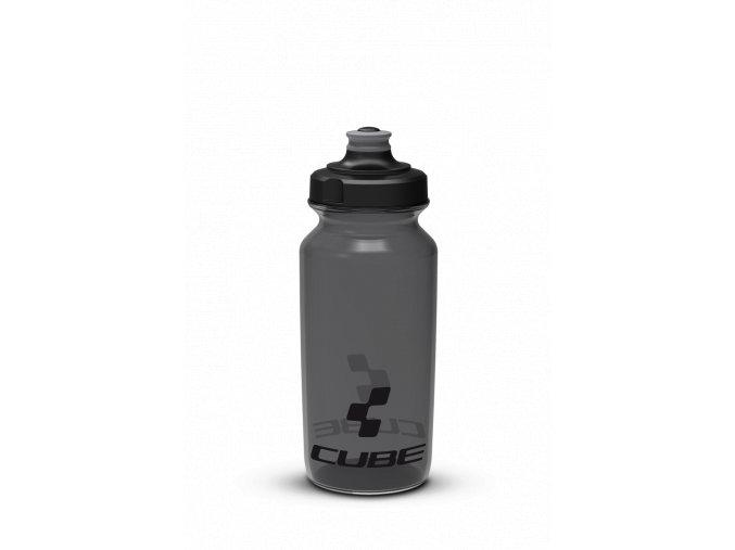Láhev na kolo CUBE 0,5 l černá