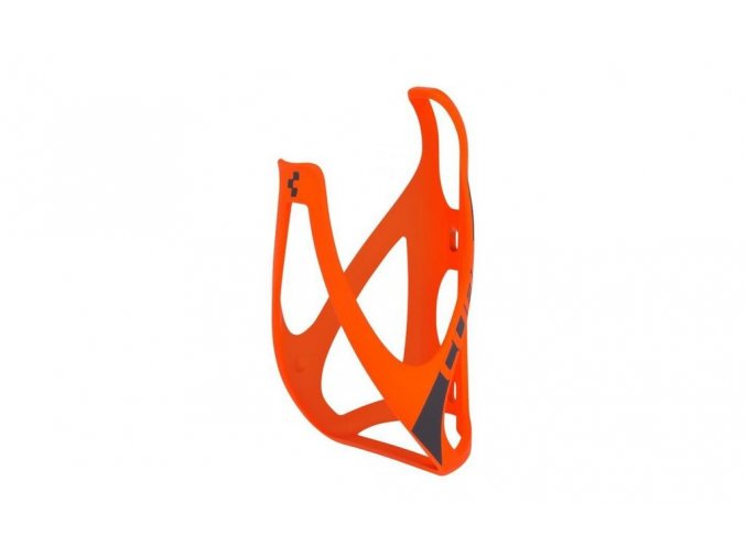 Košík na láhev CUBE oranžový