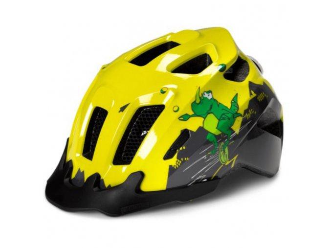 Cube Ant Helmet Helmets Citrone Grey 16158 3XS