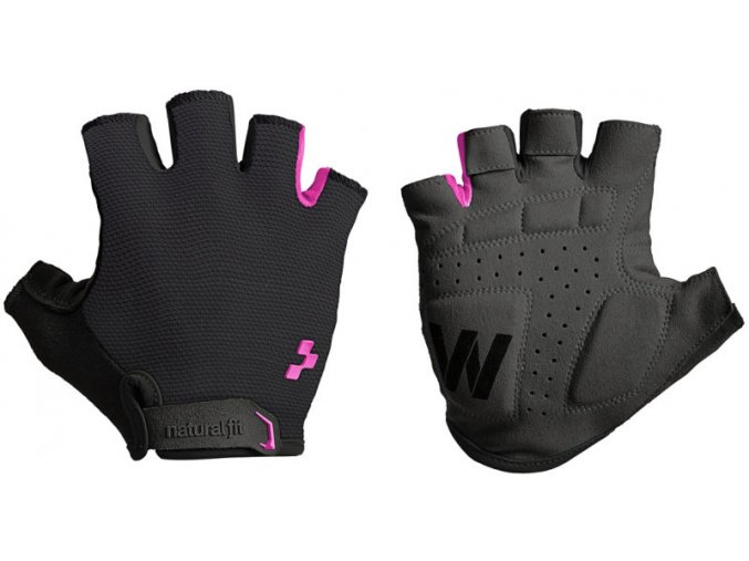 Cube natural fit wls black n pink
