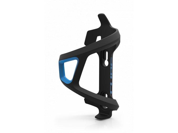 Košík na láhev CUBE HPP Sidecage pravý modrý / černý