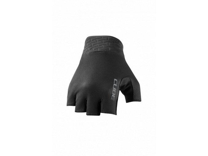 Rukavice CUBE Performance short finger black