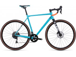 Cyklokrosové kolo Cube Cross Race Pro grey´n´flashyellow 2020