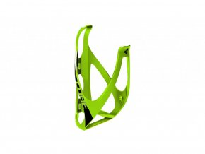 12603 kosik cube bottle cage hpp matt green n black 13019