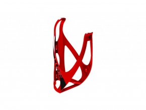 12606 kosik cube bottle cage hpp matt red n black 13015