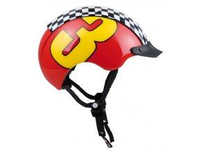 prilba detska casco mini generation racer 3 s 50 55 cm ie217526