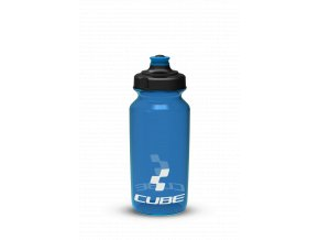 Láhev na kolo CUBE 0,5 l modrá