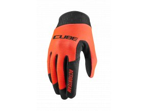 Juniorské rukavice CUBE Performance Long Finger