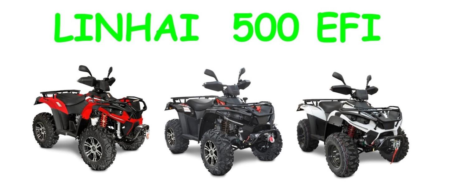rekreace  linhai 500