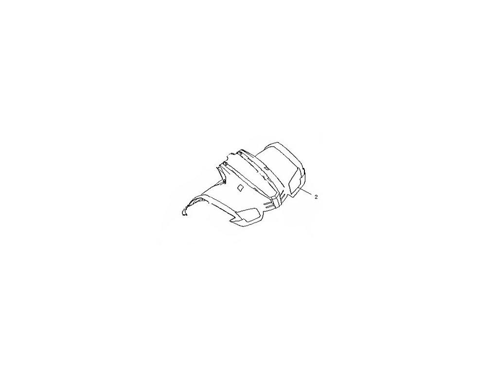 817 predni plast predni maska