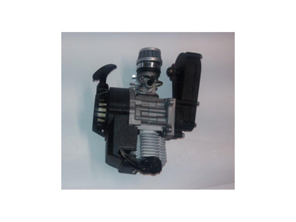 1744 motor 50ccm