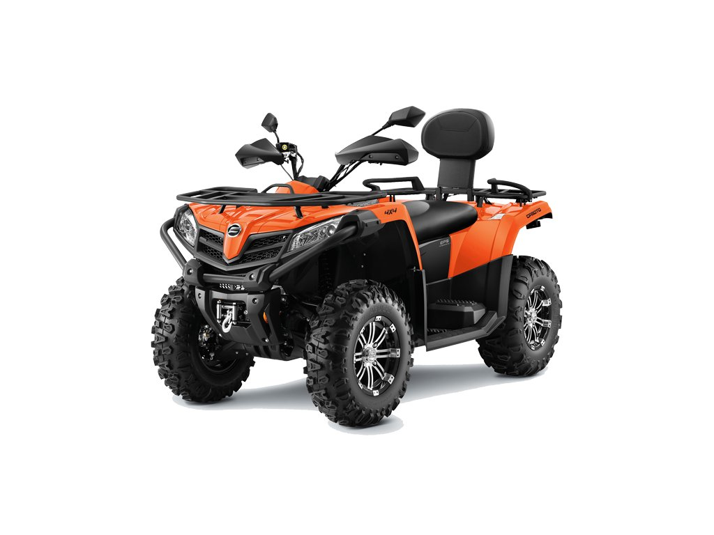 520a 2020 orange front