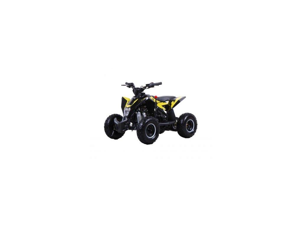 BUFFLER XW90Y černá-žlutá