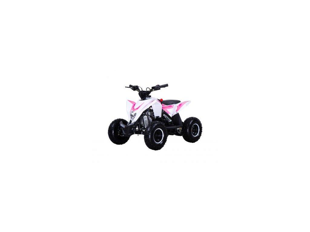 BUFFLER XW90Y bílá-růžová