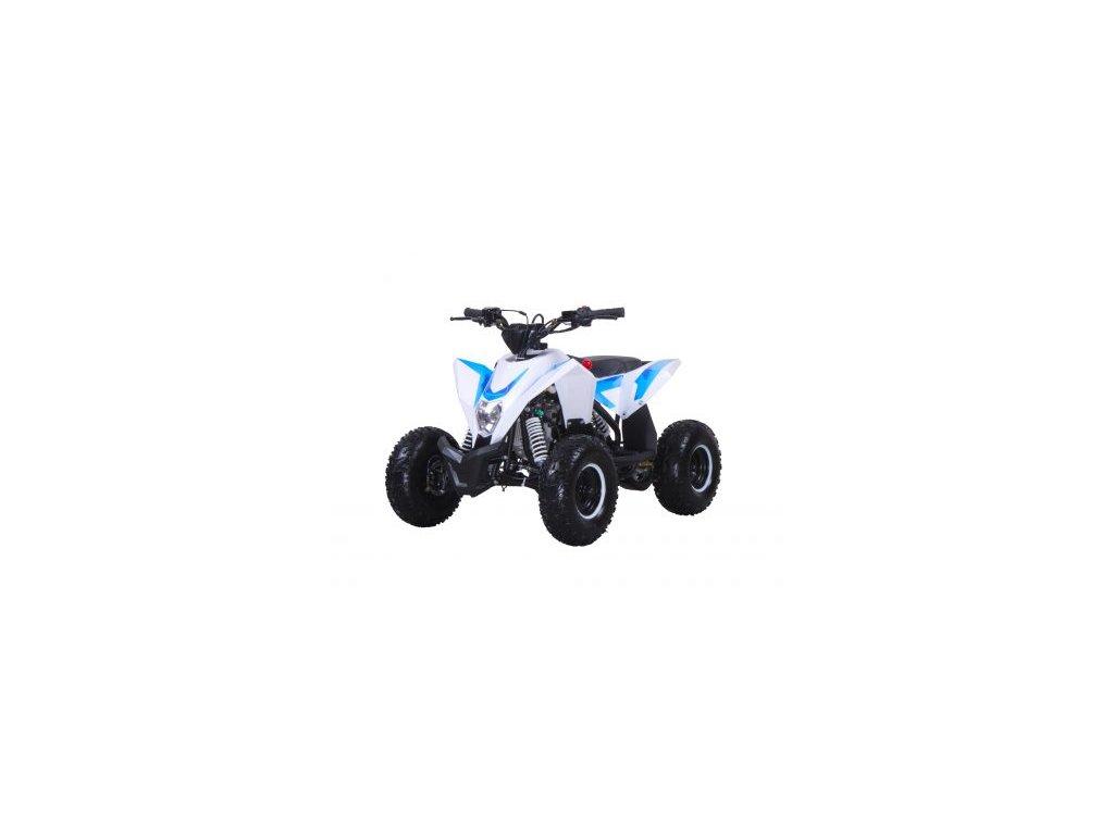 BUFFLER XW90Y bílá-modrá