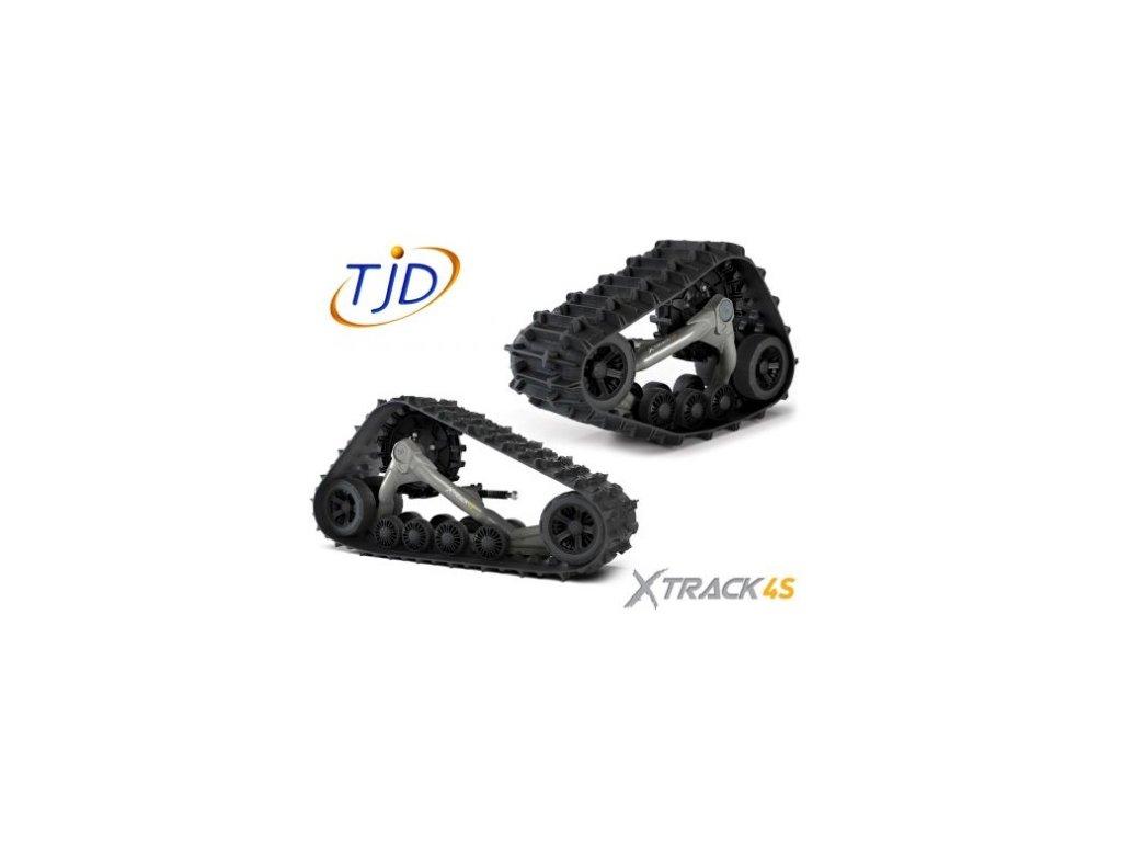 pasy tjd xtrack 4s track my2017 incl adapters na snih celorocni kvalitni na atv snehove kvalitni znackove na utv kolku nove moto centrum pribram sedlcany zebrak tgb lingai artic cat access
