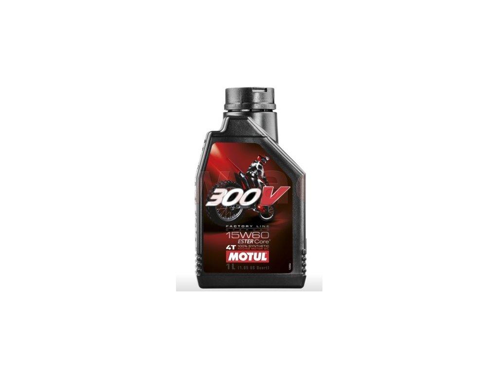 olej motul 300v off road 15w 60 1 l profesionalni oleje