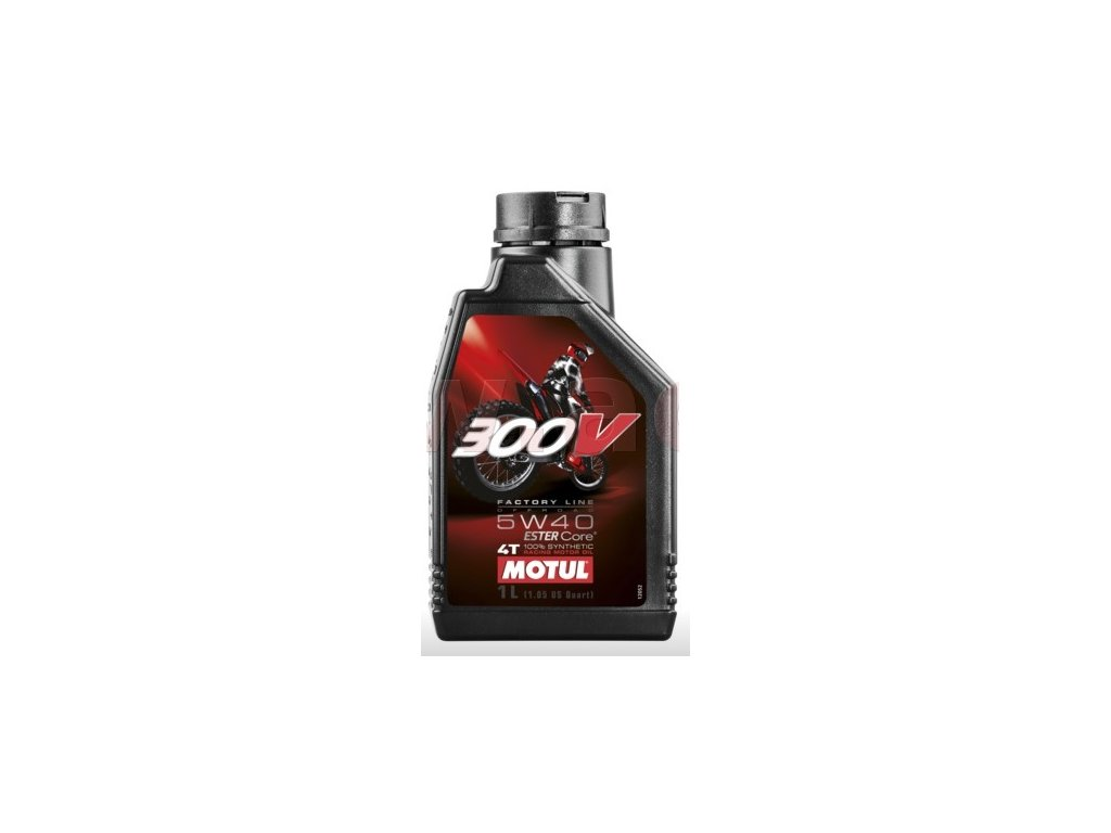 olej motul 300v off road factory line 5w 40 1 l profi mazivo