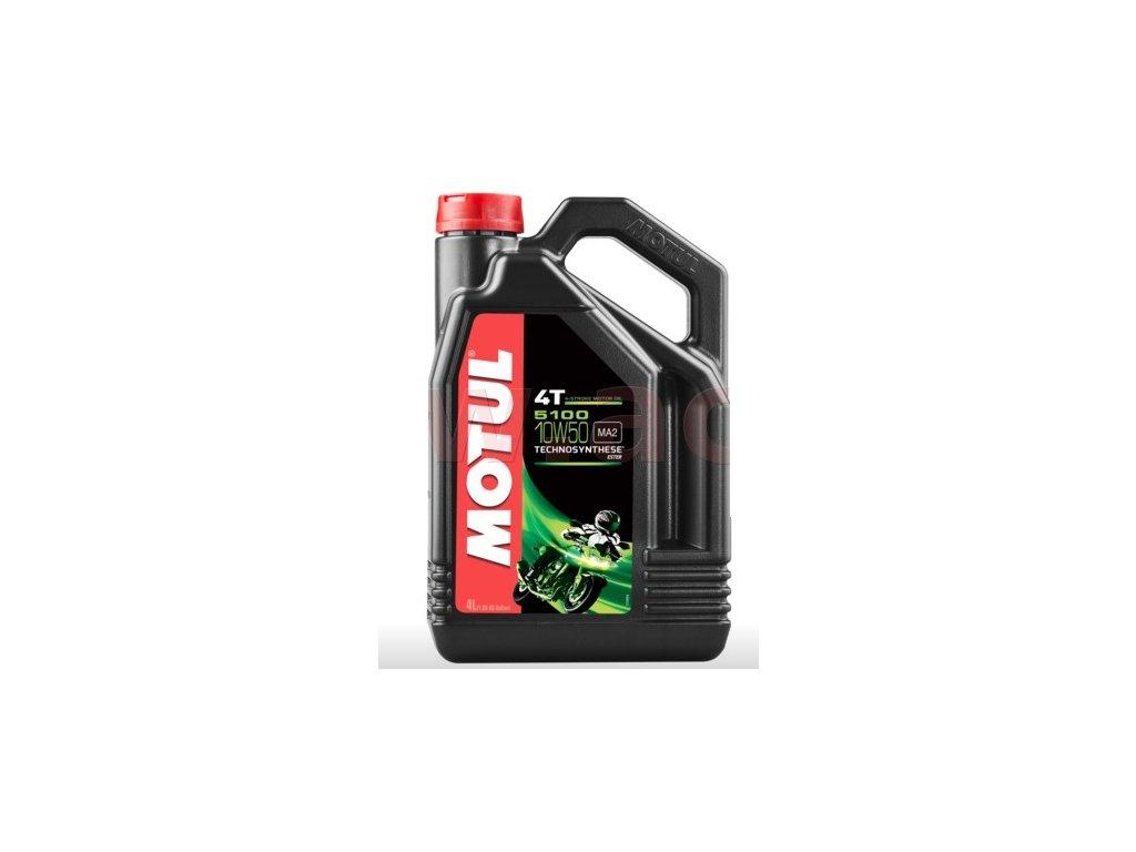olej motul 5100 10w 50 4t 4 l mazivo na motorku