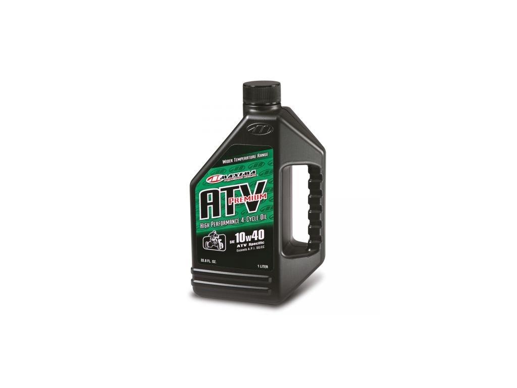 maxima atv premium olej do ctyrkolky 10w40