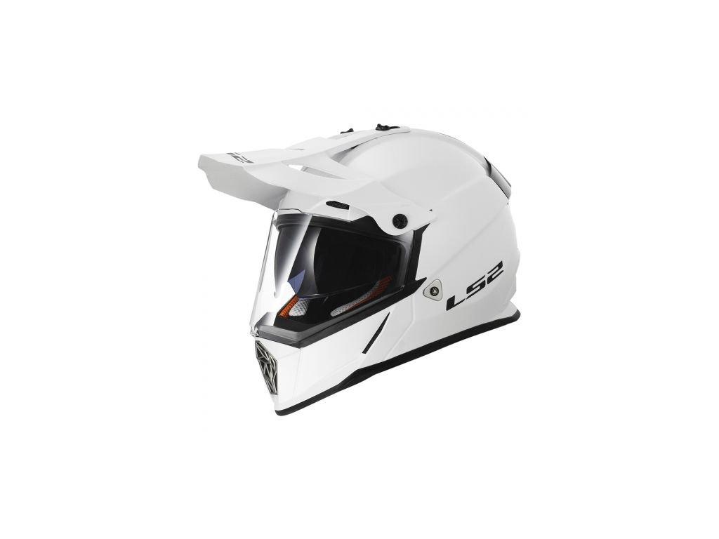 mx436 pioneer white LS2 BILA