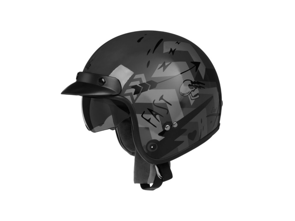 prilba oxygen badass cassida cr seda cerna bila helma chopper skutr pribram jablonna levna kvalitni