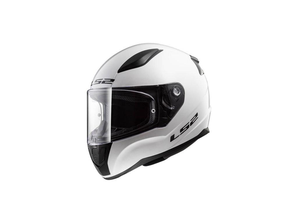 FF353 rapid mini white DETSKA BILA HELMA LS2