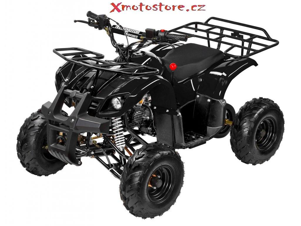 BUFFLER BULL XW110 black 4