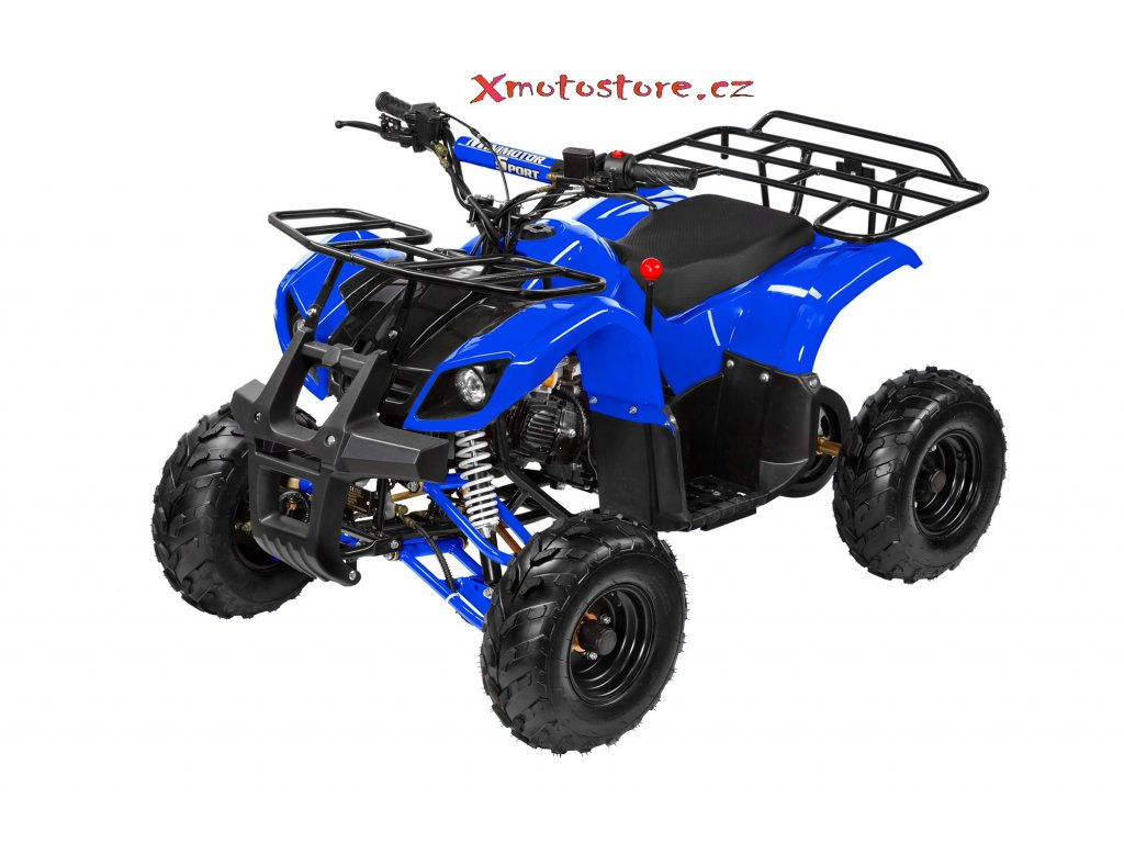 BUFFLER BULL XW110 blue 4