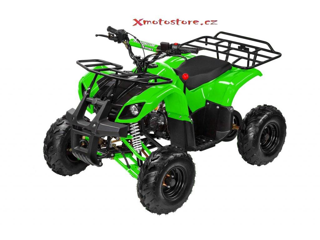 BUFFLER BULL XW110 green 4