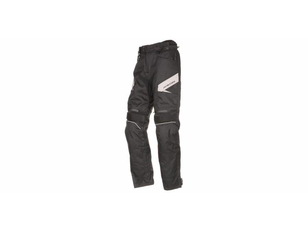 m110 83 kalhoty brock ayrton cerne sede i191495