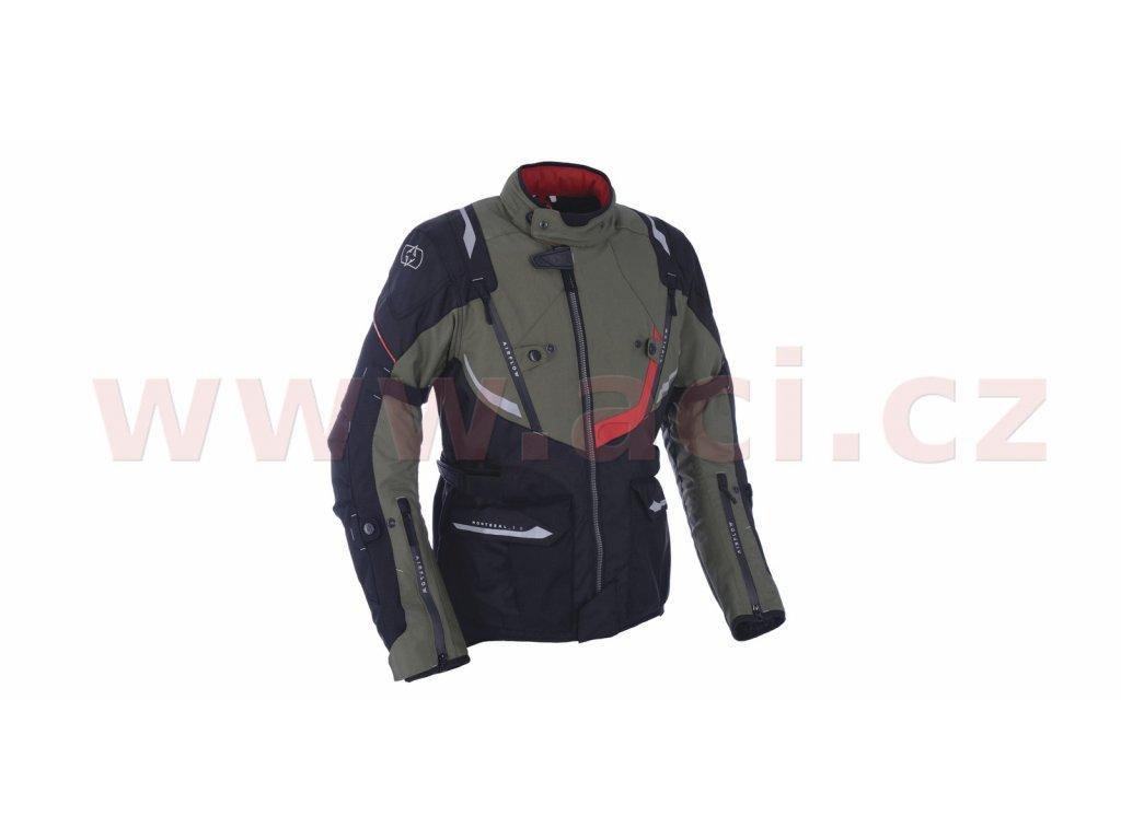 m100 292 bunda montreal 3 0 oxford zelena army cerna cervena i369282