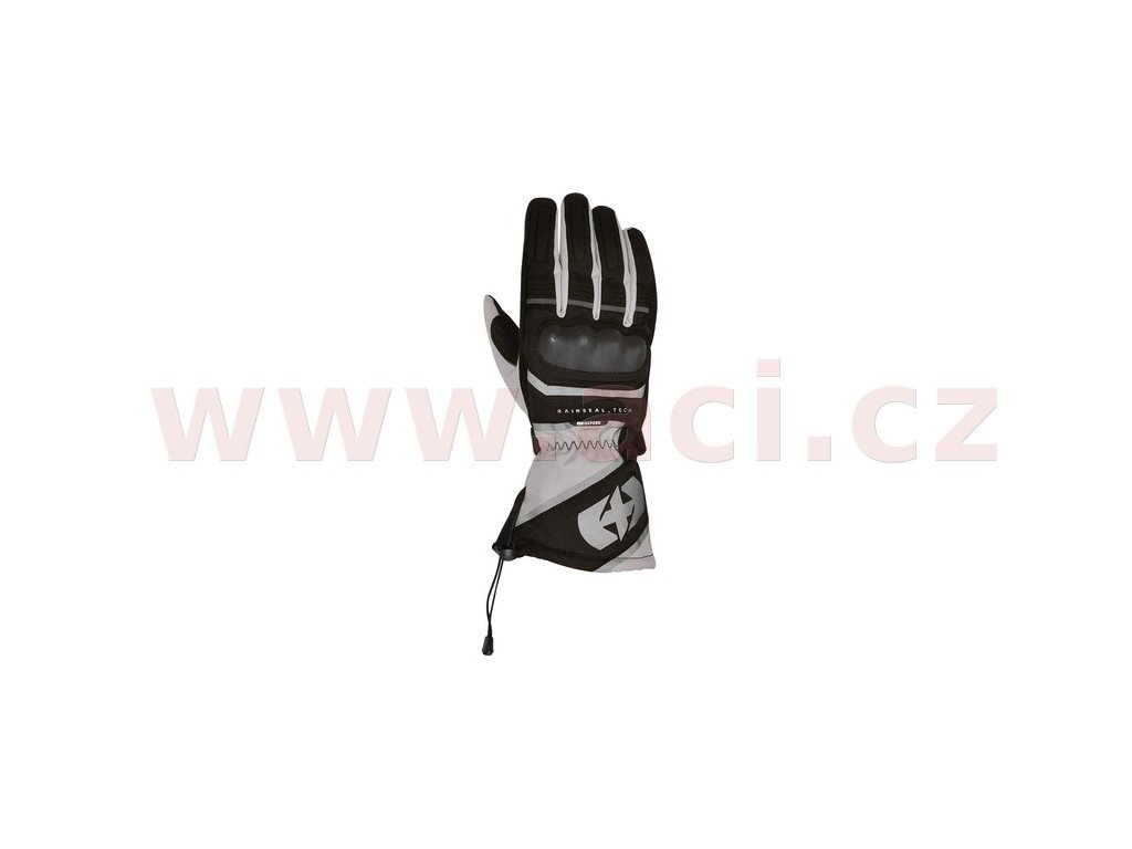 m120 307 rukavice montreal 1 0 oxford sede cerne i369598