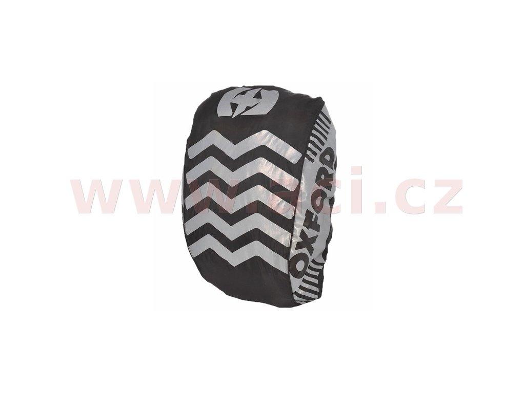 m161 11 reflexni obal plastenka batohu bright cover oxford anglie cerna reflexni prvky s x v 640 x 720 mm i265744