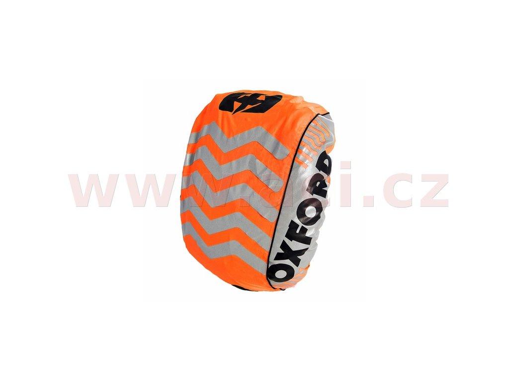 m161 14 reflexni obal plastenka batohu bright cover oxford anglie oranzova reflexni prvky s x v 640 x 720 mm i267372