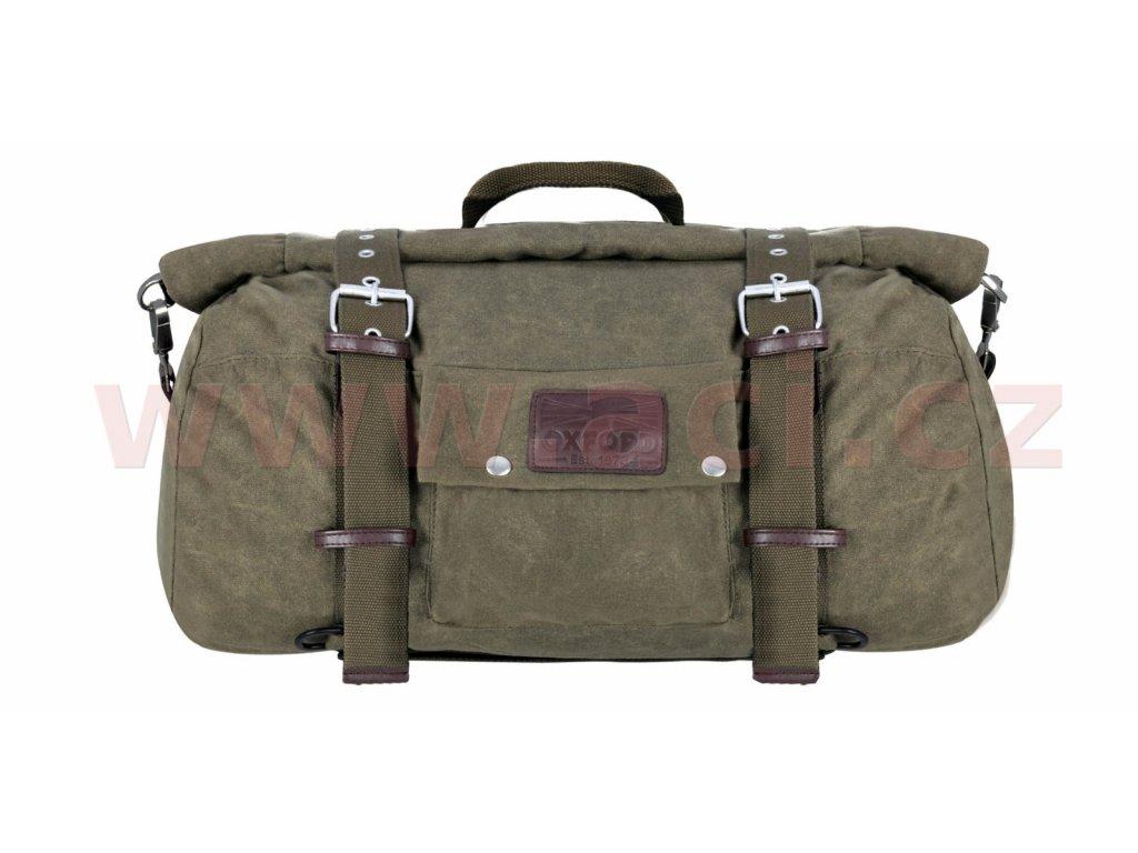 m006 284 brasna roll bag heritage oxford zelena khaki objem 30 l i359576