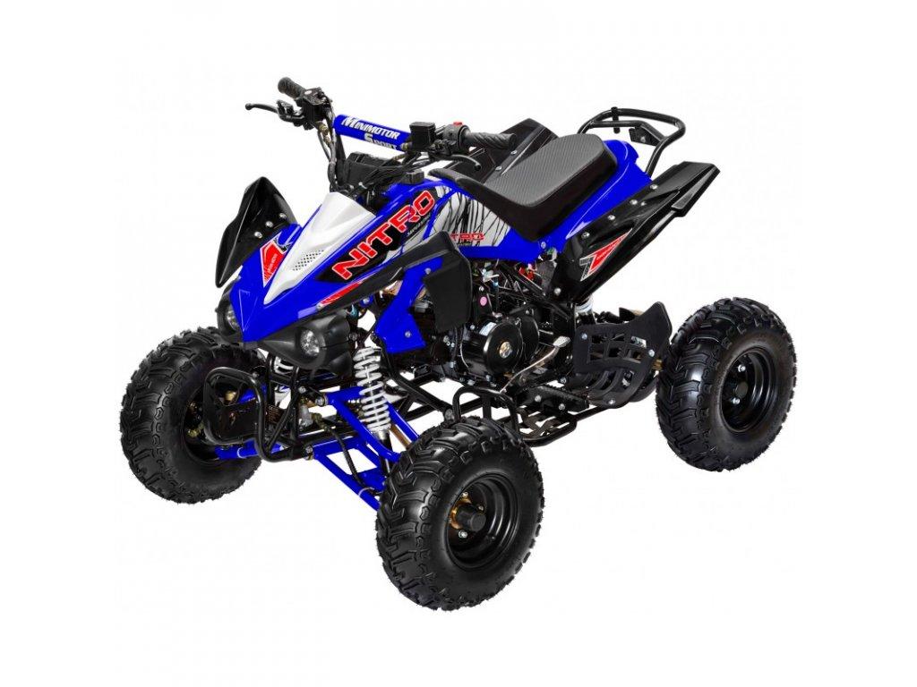 nitro xs110 modre